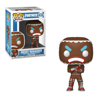 Funko Pop Fortnite Merry Marauder En Stock