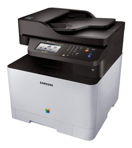Impresora A Color Samsung Xpress Sl-c1860fw Con Wifi 220v
