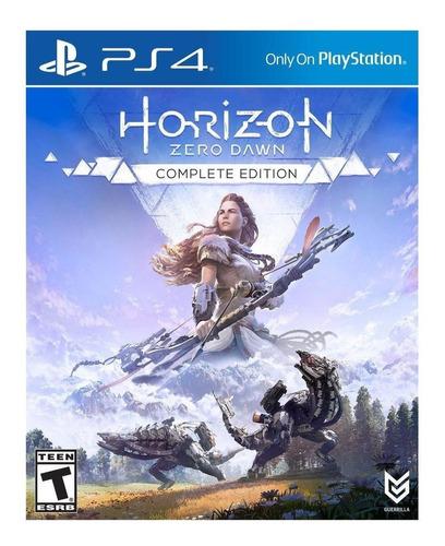 Horizon Zero Dawn  Complete Edition Físico Ps4 Sony