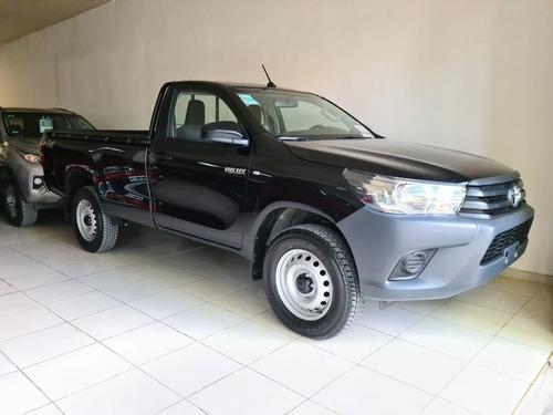 Toyota Hilux 4x4 Cs Dx 2.4 Tdi 6mt (150cv) (l19)