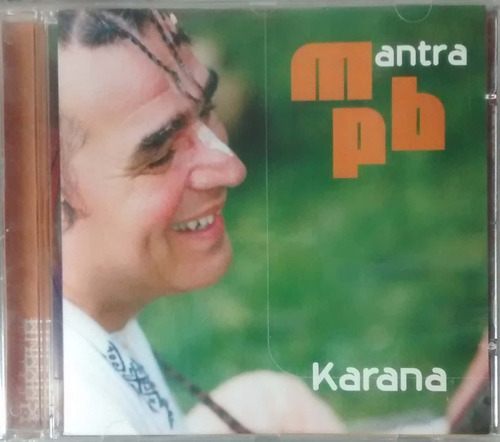 Cd Karana - Mpb Mantra - 2004 Original