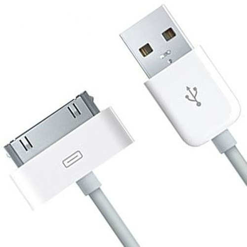 Cable Usb 2en1 Cargador Sincronizador iPhone 3 3g 4 4s iPod