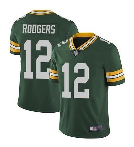 Camisa Futebol Americano Green Bay Packers Pronta Entrega