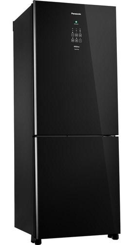 Geladeira Panasonic, Inverter, Duplex 425l Preto, Bb53