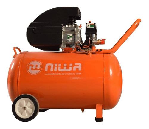 Compresor Alta Recuperación Anw-2.5/100 Niwa 1020255