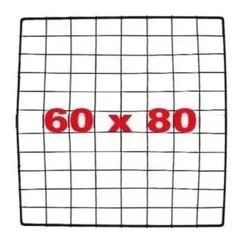 Tela Aramada 60x80 Preta ( 1 Unidade) Memory Board / Quadro