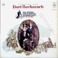 Butch Cassidy - Banda De Sonido - Burt Bacharach - 1970