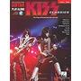Guitar Play Along Kiss Classic Volume 168 Com Cd