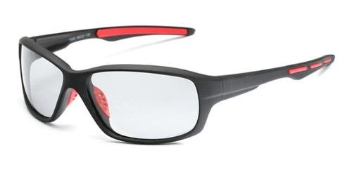 Óculos Ciclismo Fotocromático Corrida Bike Promoção Ref.071