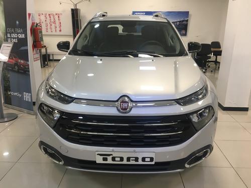 Fiat Toro 2.0 Volcano 4x4 At Pack Premium  Entrega Inmediata