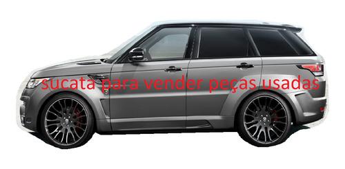 Range Rover Sport 2016 Sucata Para Retirar Peças Usadas