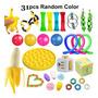 31 Fidget Toys Pack Pop It Push Bubble Sensory Toy
