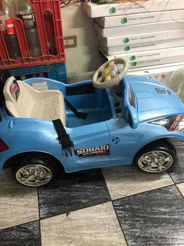Auto Batería De Niños