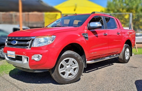 Ford Ranger Limited 4x4 At / 3.2 / 6ta