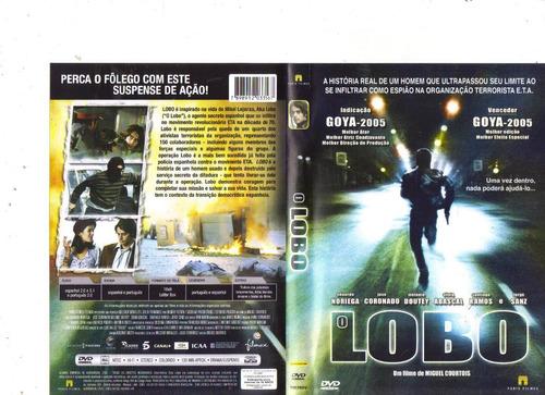 Dvd O Lobo, Eduardo Noriega, Drama/ Suspense, Original