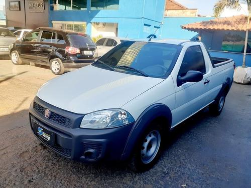 Fiat/strada 1.4 Cs Hard Working 2020