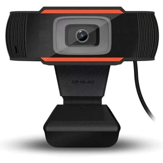Cámara Web Webcam C/micrófono Kanji Usb Pc Windows