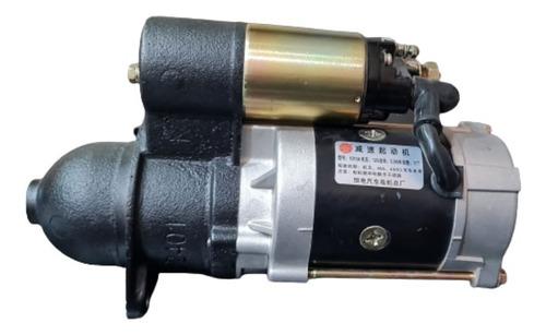 Motor De Arranque Burro Xinchai Para Autoelevadores Chinos