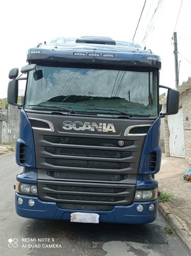 Scania 440 2013/13 6x4 788833km ( R450, R620) (8020)