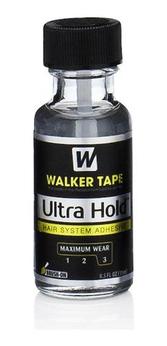 Pegante Ultra Hold Walker Tape Prótesis Pelucas 0.5oz-14.8ml