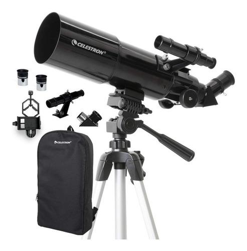Telescópio Celestron Travel Scope 80 W/backpack