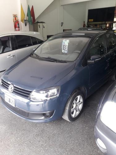 Volkswagen Fox Trendline Año 2013