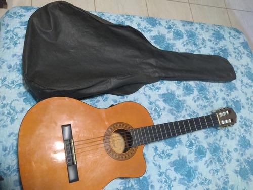 Violao Corda De Nylon Ashland By Crafter