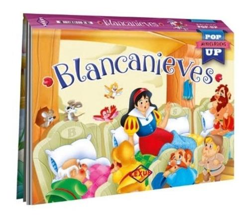 Cuentos Infantiles En Pop Up 3d Blancanieves Y Los Siete E