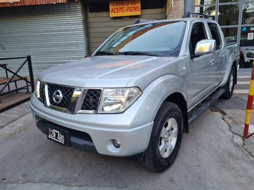 Nissan Frontier C/d 2010 4x4 At
