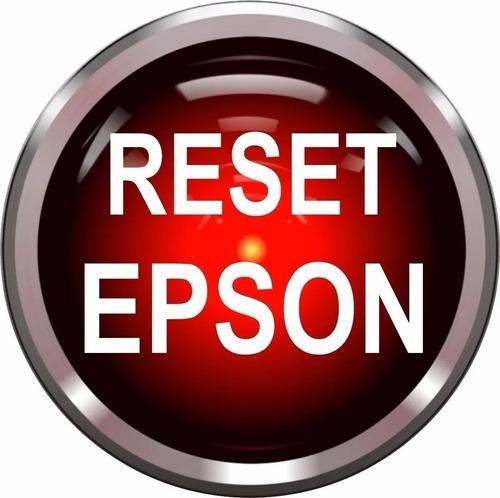 Reset Desbloqueador Impresoras Epson, Todos Los Modelos!!