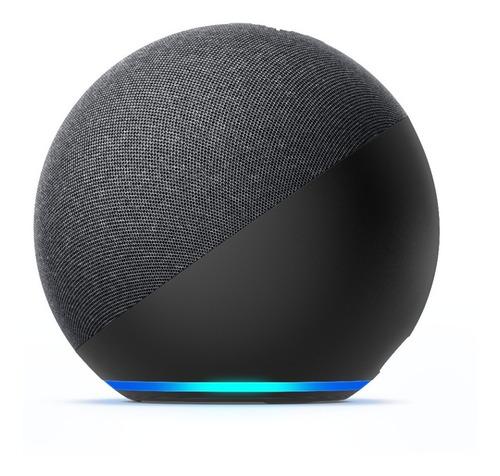 Amazon Echo 4ª Geração Alexa Speaker Casa Inteligente