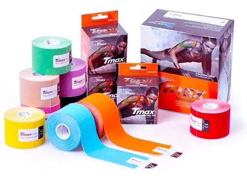 Fita Bandagem Kinesio Tape Tmax - Original Frete Grátis*
