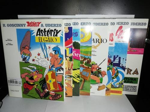 Libros Asterix Coleccion Salvat Varios Numeros Precio X Unid