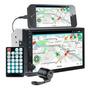 Central Multimídia Universal Mp5 2 Din Espelham. Câmera Ré Android Ios