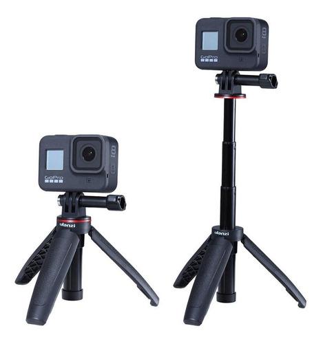 Tripé Bastão Extensor Para Gopro E Câmeras Similares