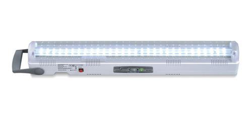 Luz De Emergencia Gama Sonic Dl20 L Led Con Batería Recargable 220v Blanca