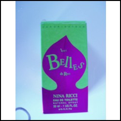 * Perfume Les Belles 30 Ml De Nina Ricci Original Importado