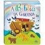 Livro A Bíblia Da Garotada Infantil Com Belas Ilustrações