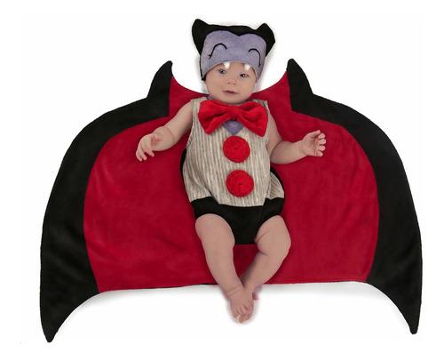 Dizfraz Para Bebe De Dracula