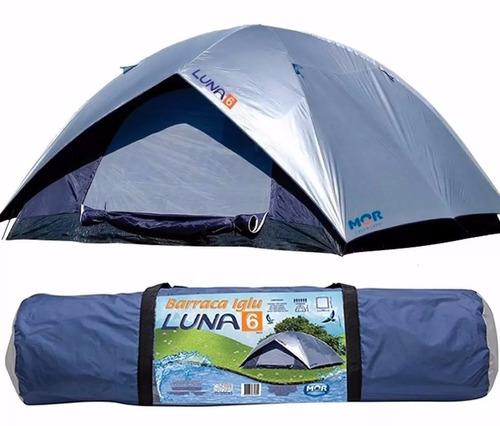 Barraca Iglu Luna 5 Lugares 240 X 240 X 130 Promoção