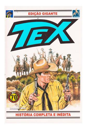 Revista Tex Coleção Gigante Com História Completa Mythos