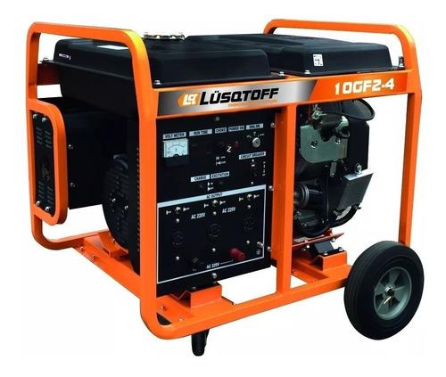 Generador Portátil Lusqtoff 10gf-4 1100w Monofásico 220v