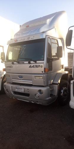 Ford Cargo 4432 Maxton, 4x2, Teto Baixo, 2007, Com Defletor