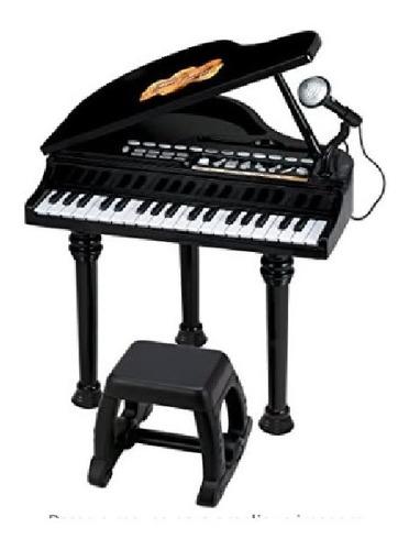 Piano Sinfonia Preto Winfun Multicor - Yes Toys