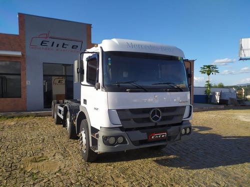 Mb Atego 2426 Bi-truck