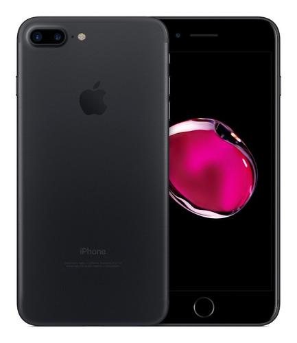 iPhone 7plus 128gb Preto Garantia Exposição Com Nota Fiscal