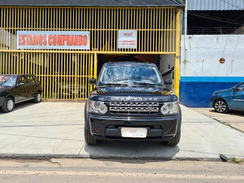 Land Rover Discovery 4 Discovery4 S 2.7 4x4 Tdv6 Diesel Aut.