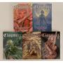 5 Mangá Claymore Volumes 1, 2, 3, 4 E 5 Panini Lacrados!