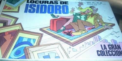 Alvicto Locuras De Isidoro Nº 86 Julio   De 1975