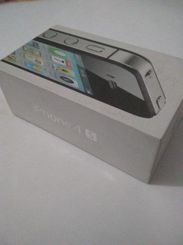 Caja iPhone 4s Original